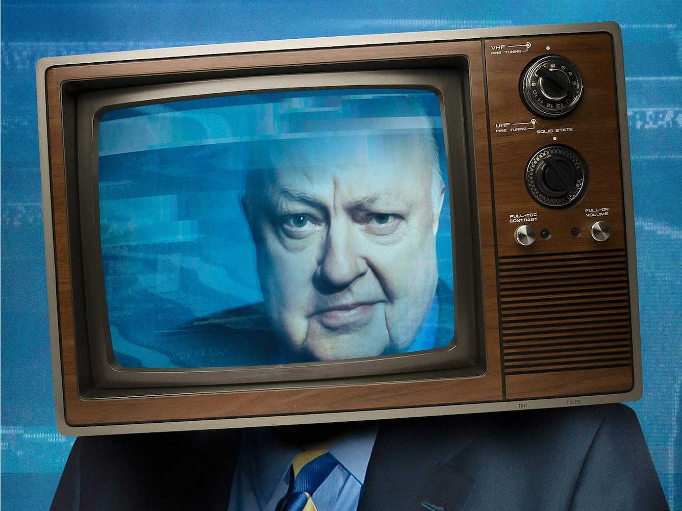 Review :: Divide & Conquer: The Story of Roger Ailes