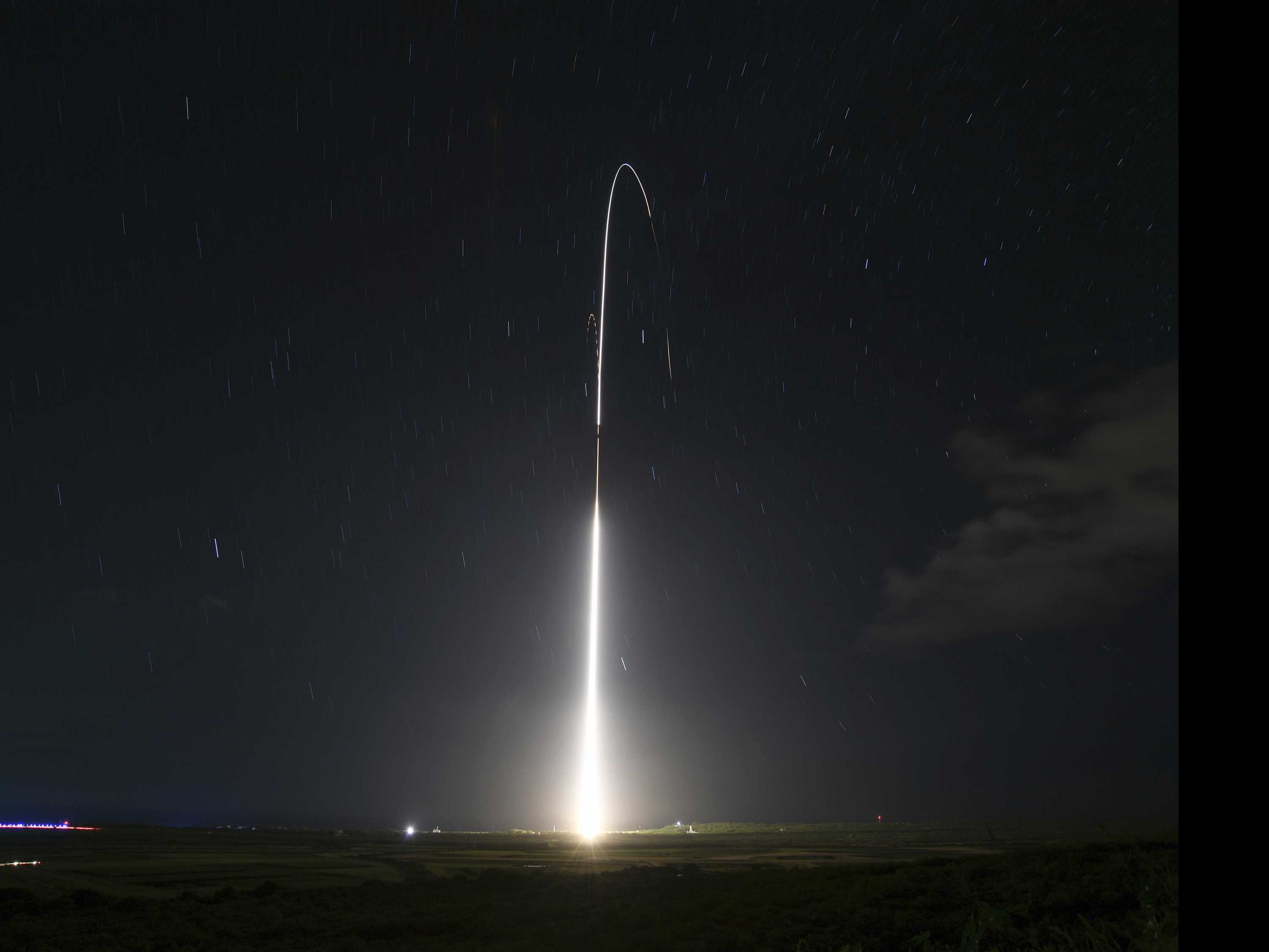 New U.S. Strategy Foresees Sensors in Space to Track Missiles