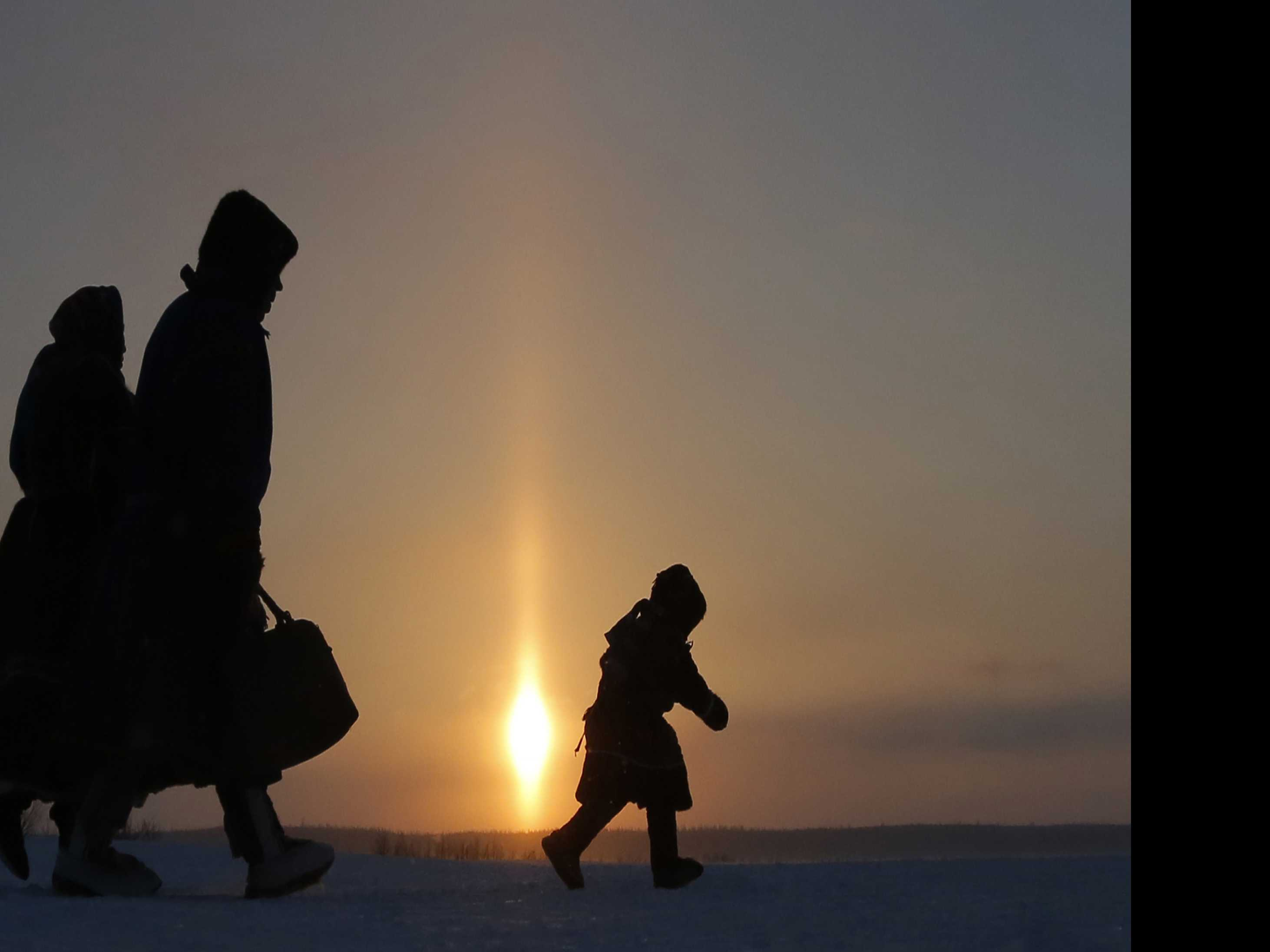 World's Permafrost Gets Warmer; Siberia Rises the Most