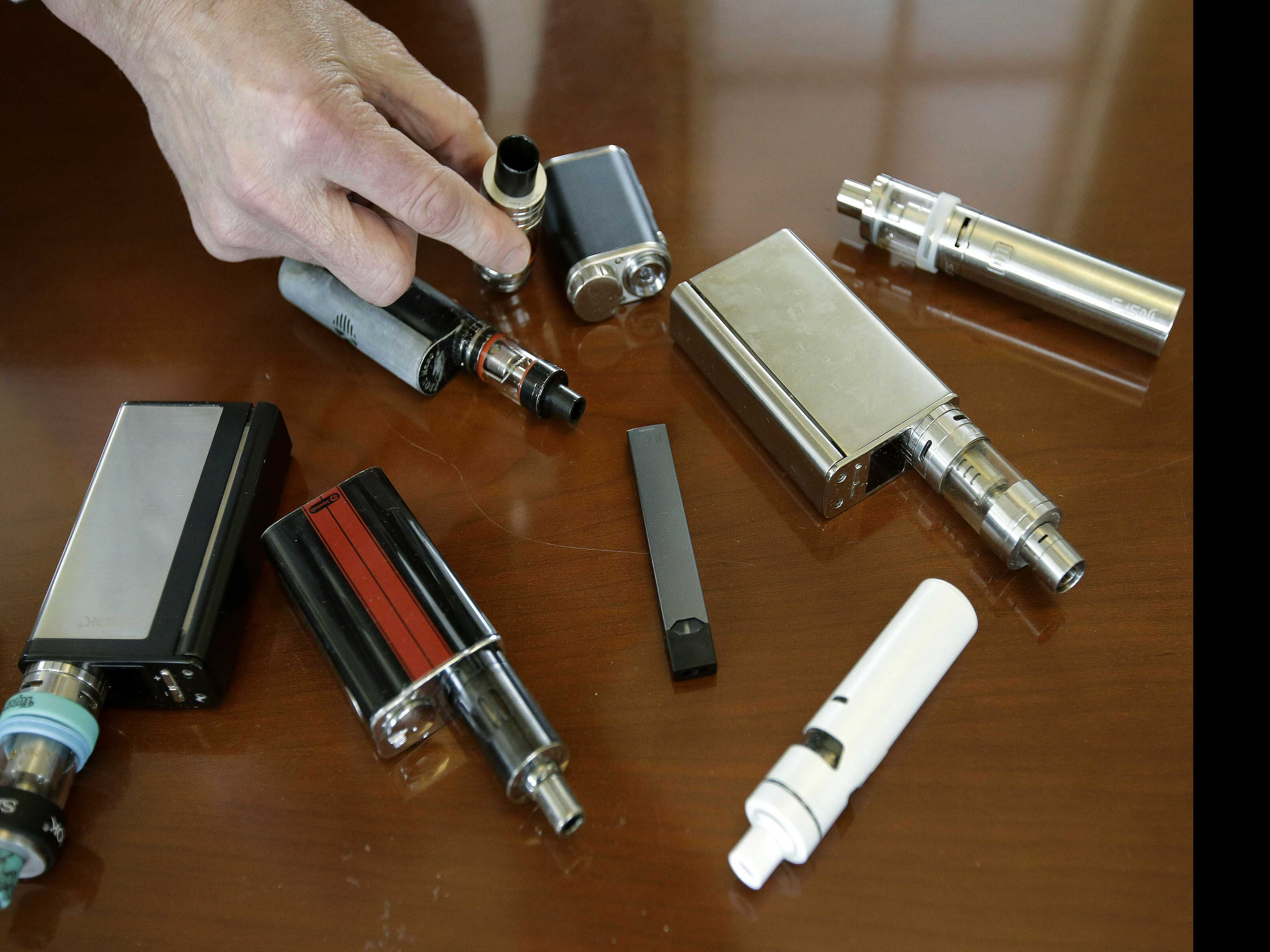 The Best Rx for Teens Addicted to Vaping? No One Knows
