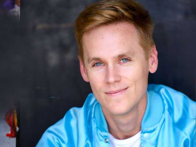 Zach Noe Towers on the LGBTQ Comic Voices of 'Out on Stage'