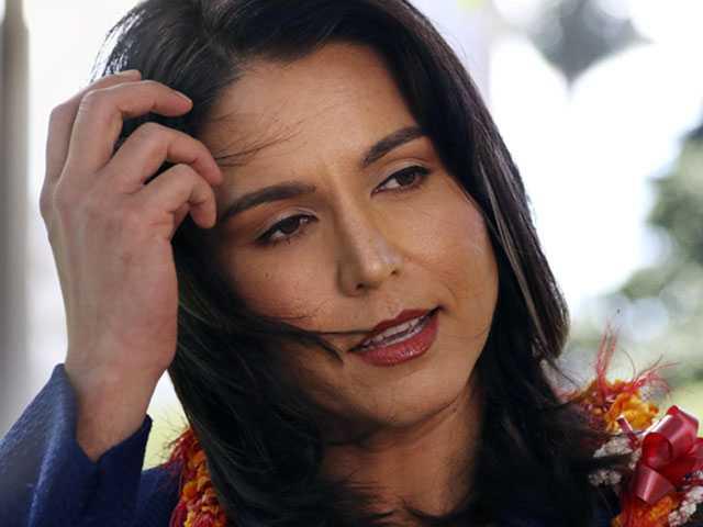 Hawaii's Gabbard Apologizes for Past LGBTQ Statements