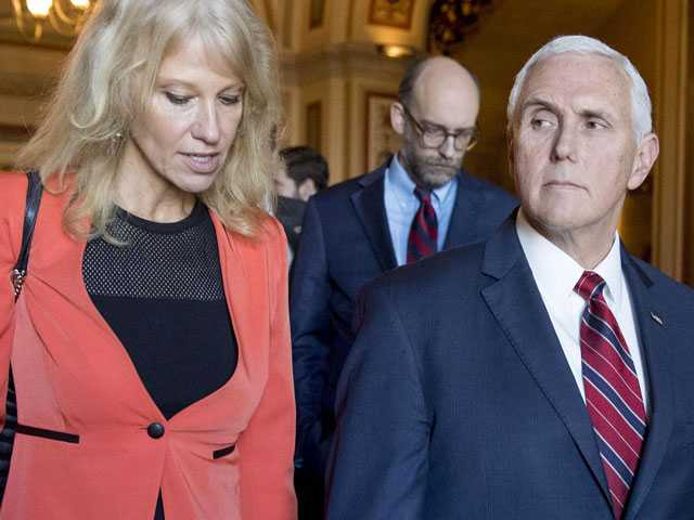 Pence Defends Wife's Teaching Job at School that Bars Gays