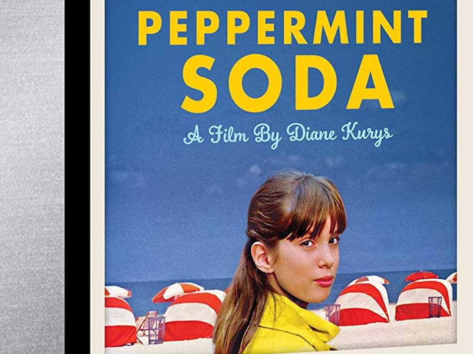 Review :: Peppermint Soda