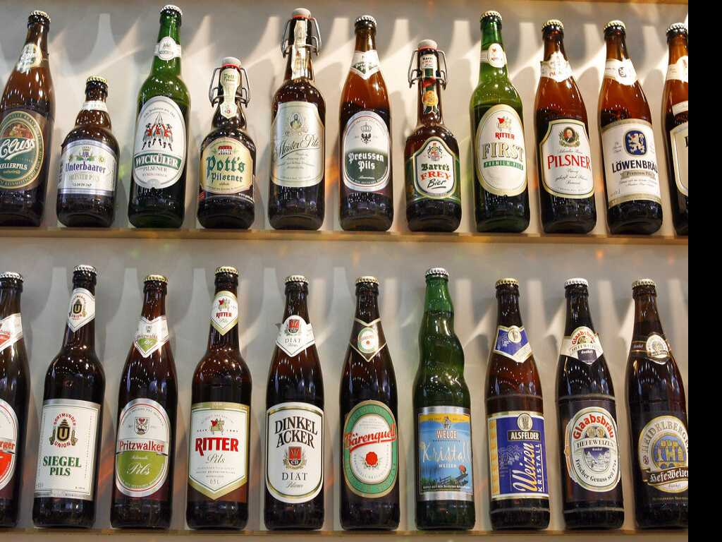 German Brewers to Print Calorie Content on Beer Labels