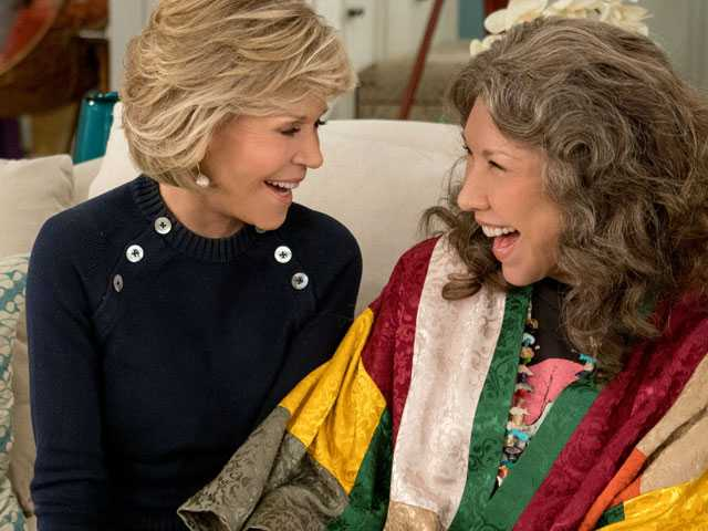 Pop Culturing: Not Even RuPaul can Save 'Grace and Frankie' Season 5