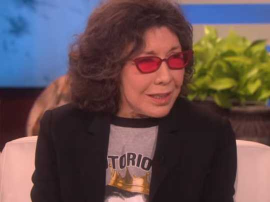 In 1975 Time Offered Lily Tomlin a Cover if She Would Come Out; She Refused