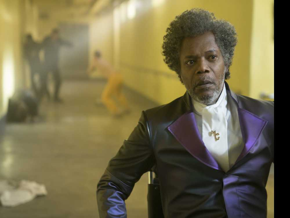 M. Night Shyamalan's 'Glass' is No. 1 with $40.6M Debut