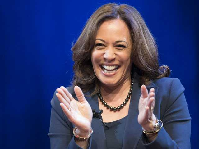 Kamala Harris Jumps into Presidential Race