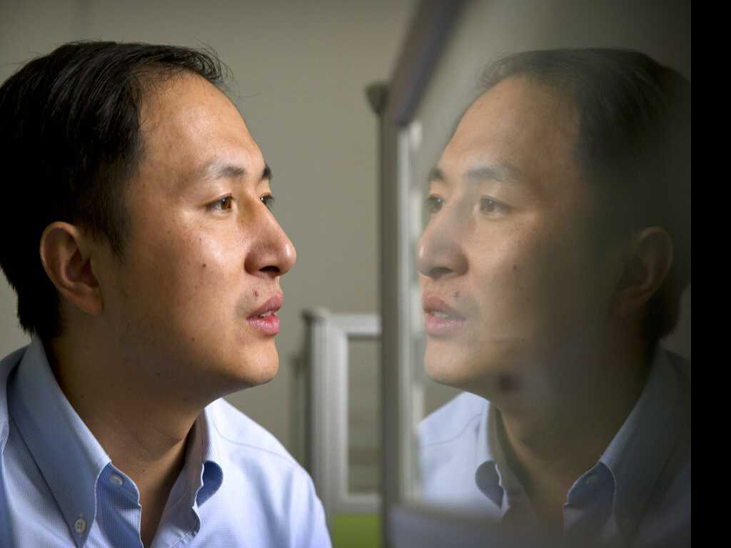 China Says Doctor Behind Gene-Edited Babies Acted On His Own