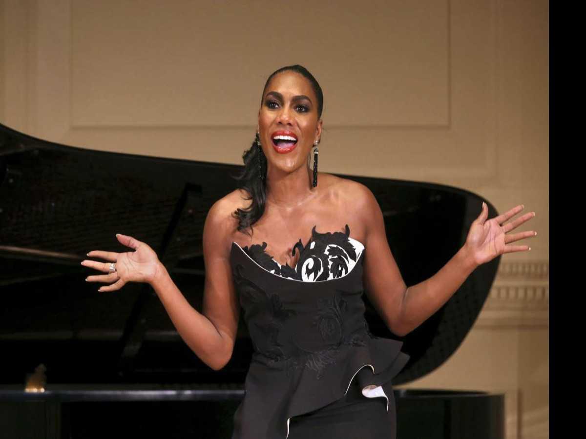 Mezzo J'Nai Bridges Rising Fast in Opera World