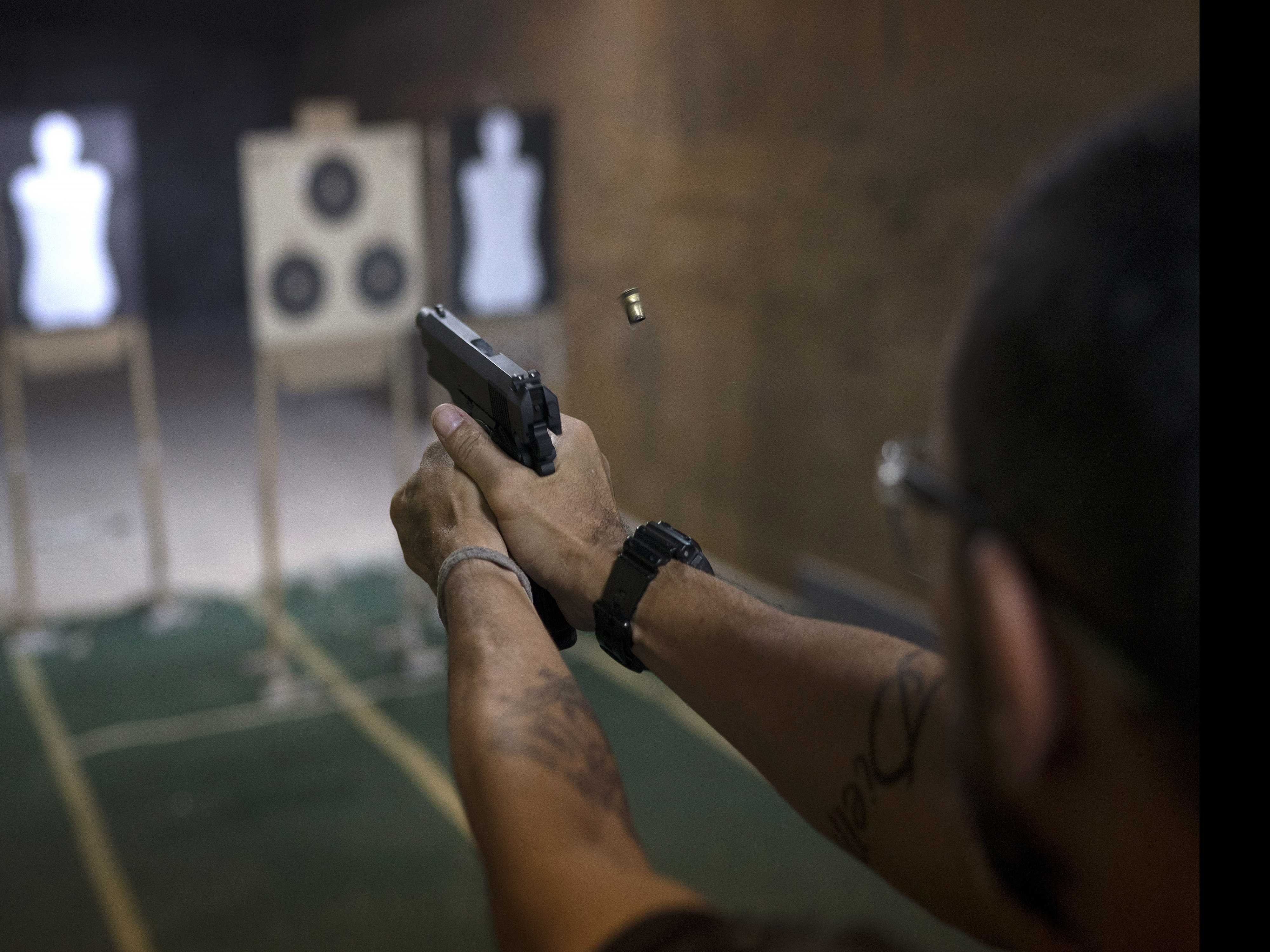 Fear and Zeal Over More Guns in Violence-Plagued Brazil