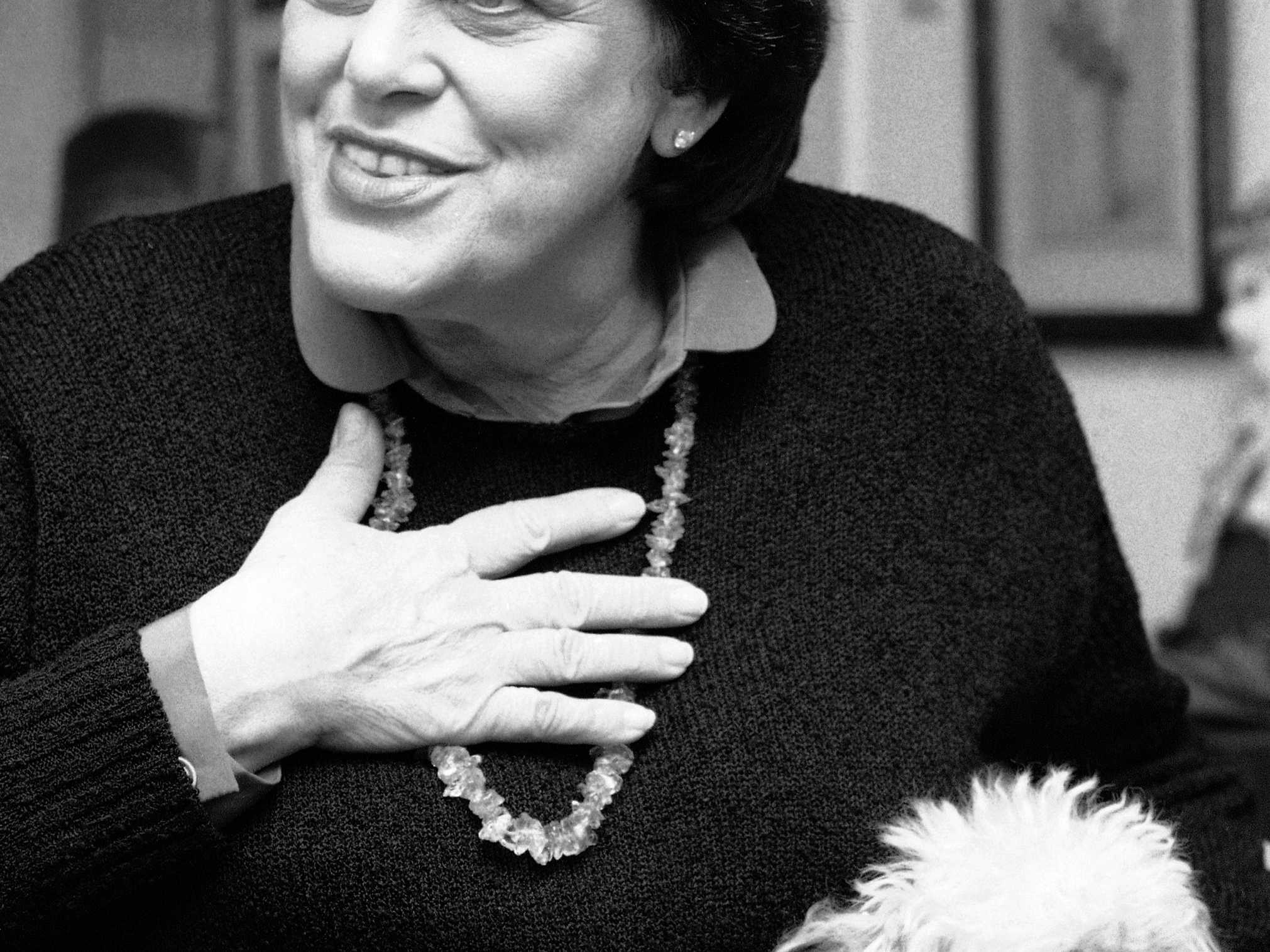 Kaye Ballard, Boisterous Singer and Actress, Dies At 93