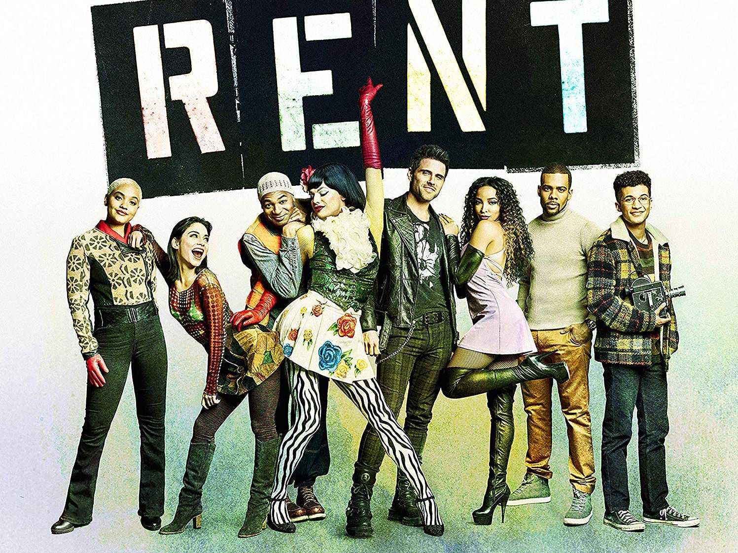 Review :: Rent - Original Soundtrack Of The Fox Live Television Event
