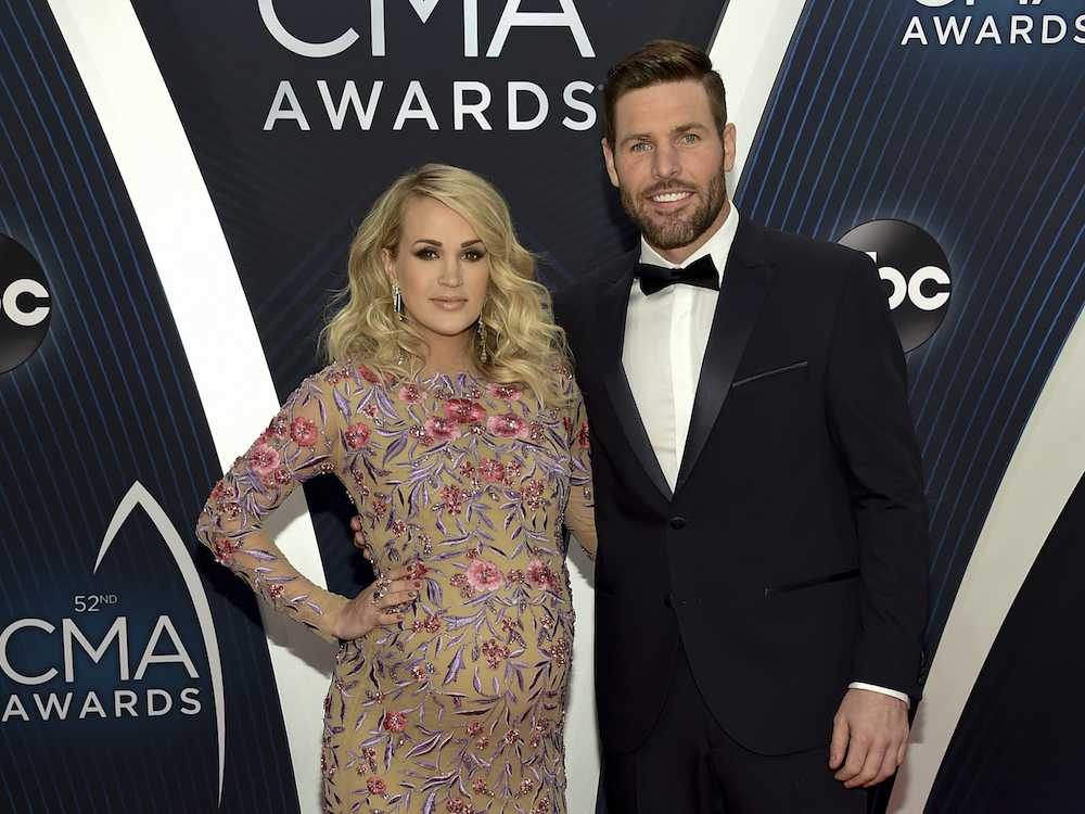 Carrie Underwood, Mike Fisher Welcome Baby Boy, Jacob Bryan