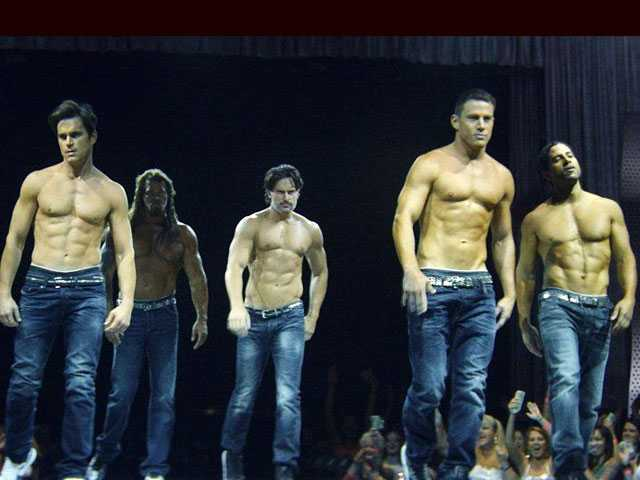 'Magic Mike The Musical' Opens in Boston in November Prior to Bway