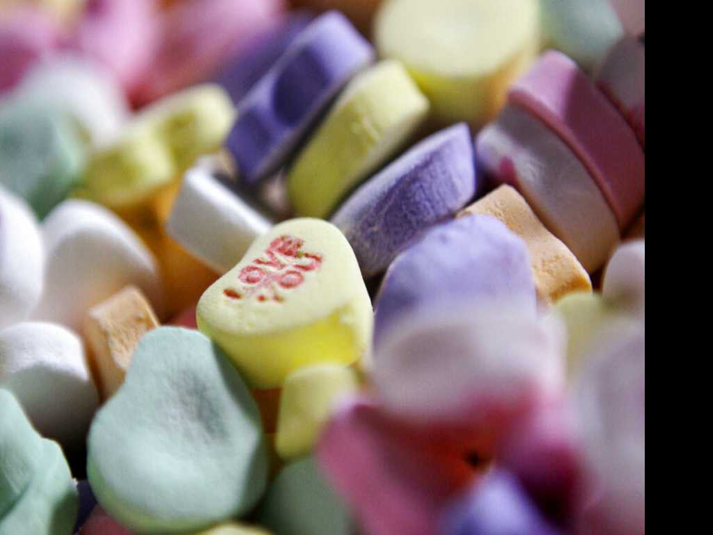 Sweethearts Candies Won't be on Shelves This Valentine's Day