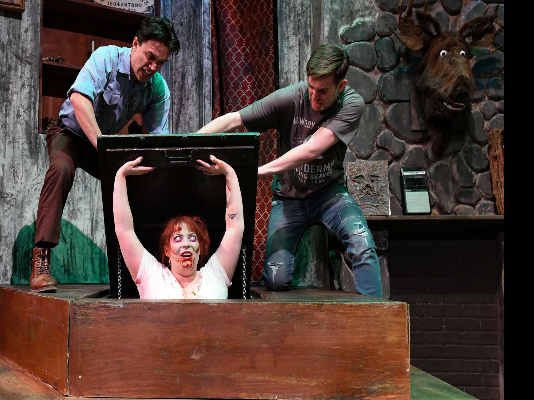 Review :: Evil Dead the Musical