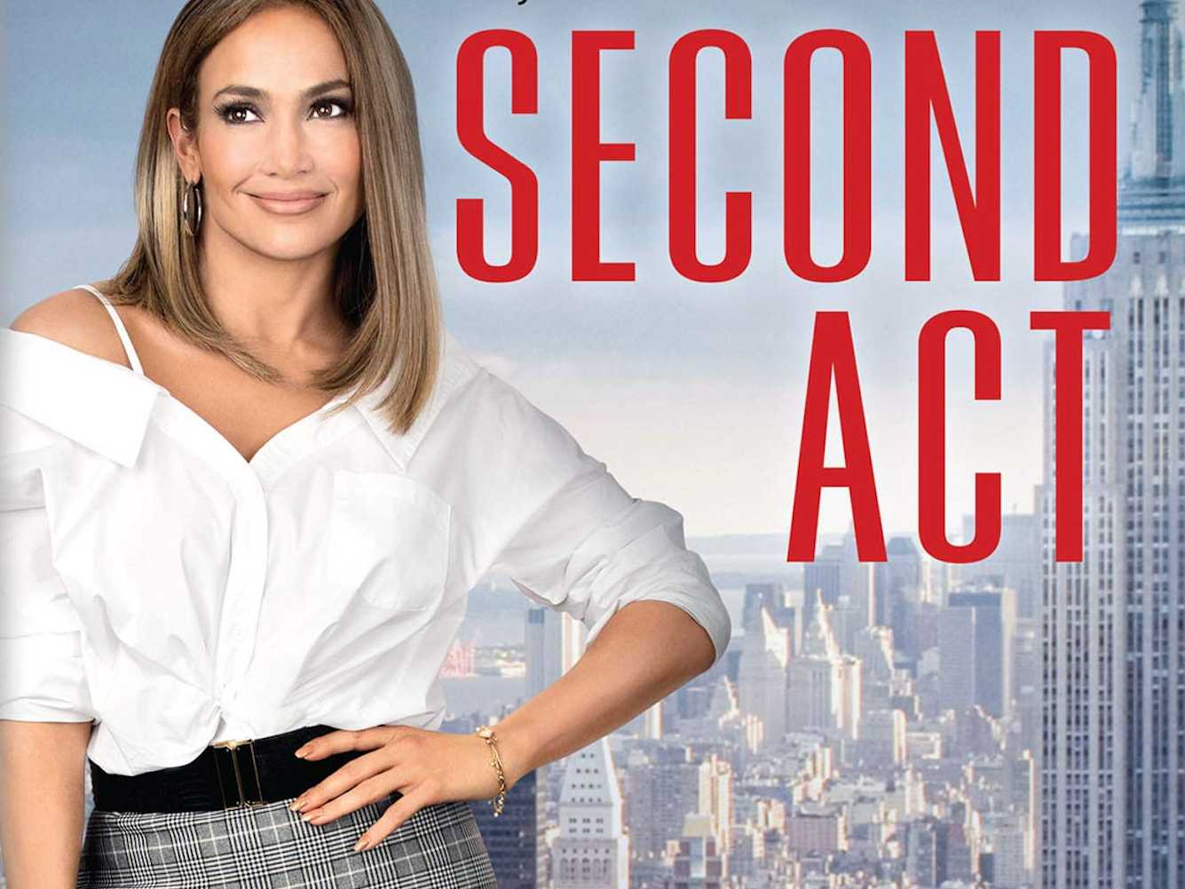Review :: Second Act