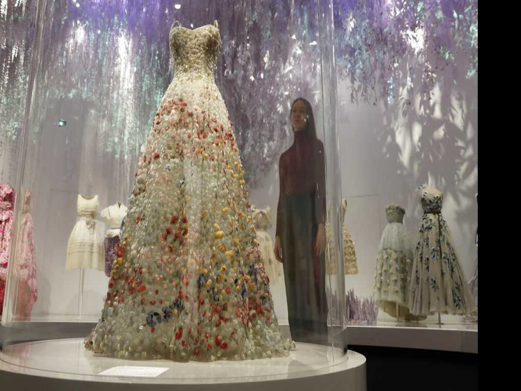 Ball Gowns Galore: London's V&A Museum Stages Dior Show