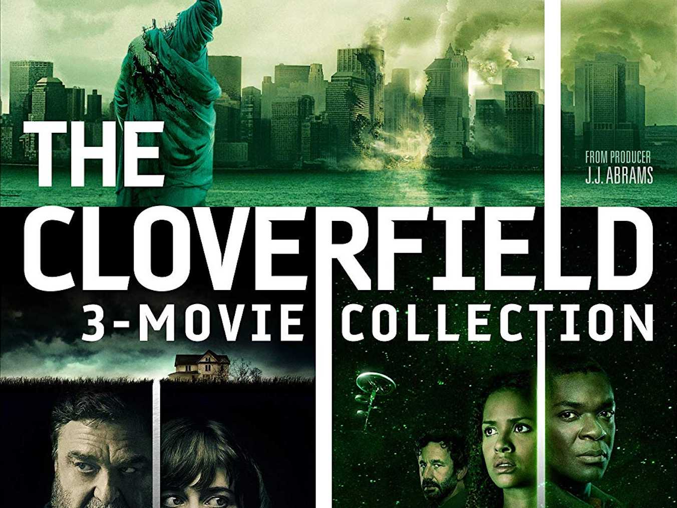 Review :: Cloverfield - 3 Movie Collection