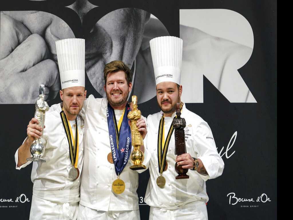 Nordics Win Gold in Bocuse d'Or French Cooking Competition