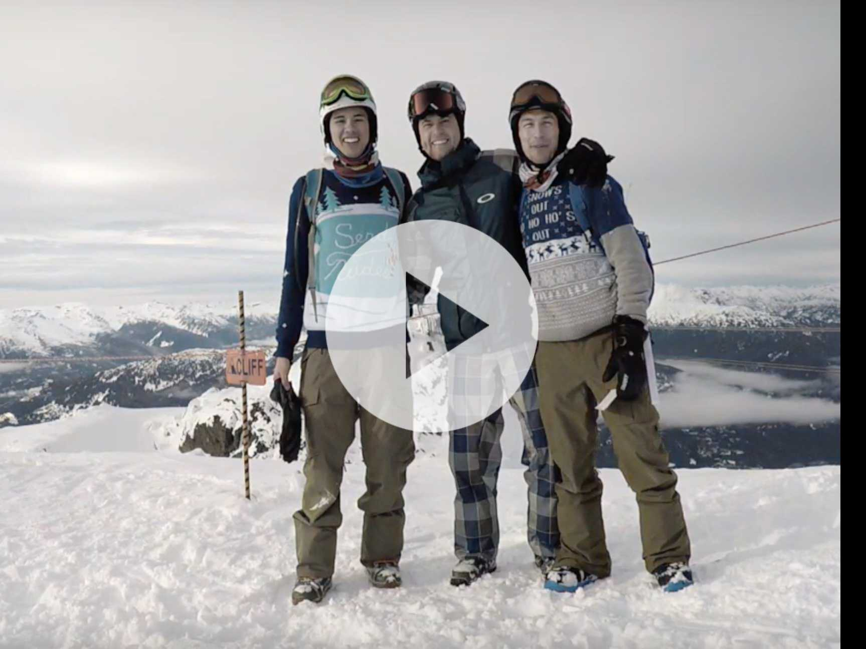 Watch: Whistler Pride and Ski Festival