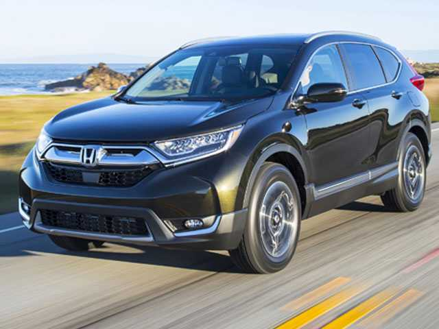 Edmunds Compares the Honda CR-V and Toyota RAV4