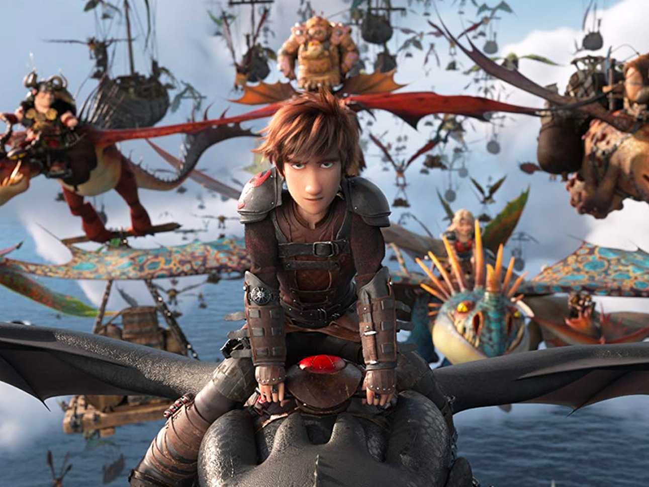 Review :: How to Train Your Dragon: The Hidden World