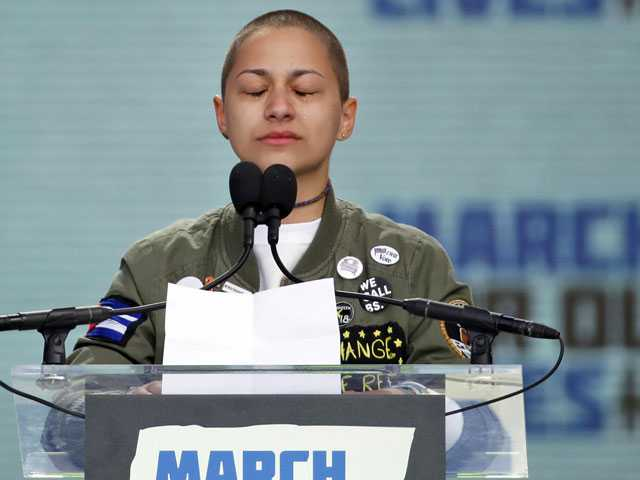 Parkland Attack Fueled Big Shift in America's Gun Politics