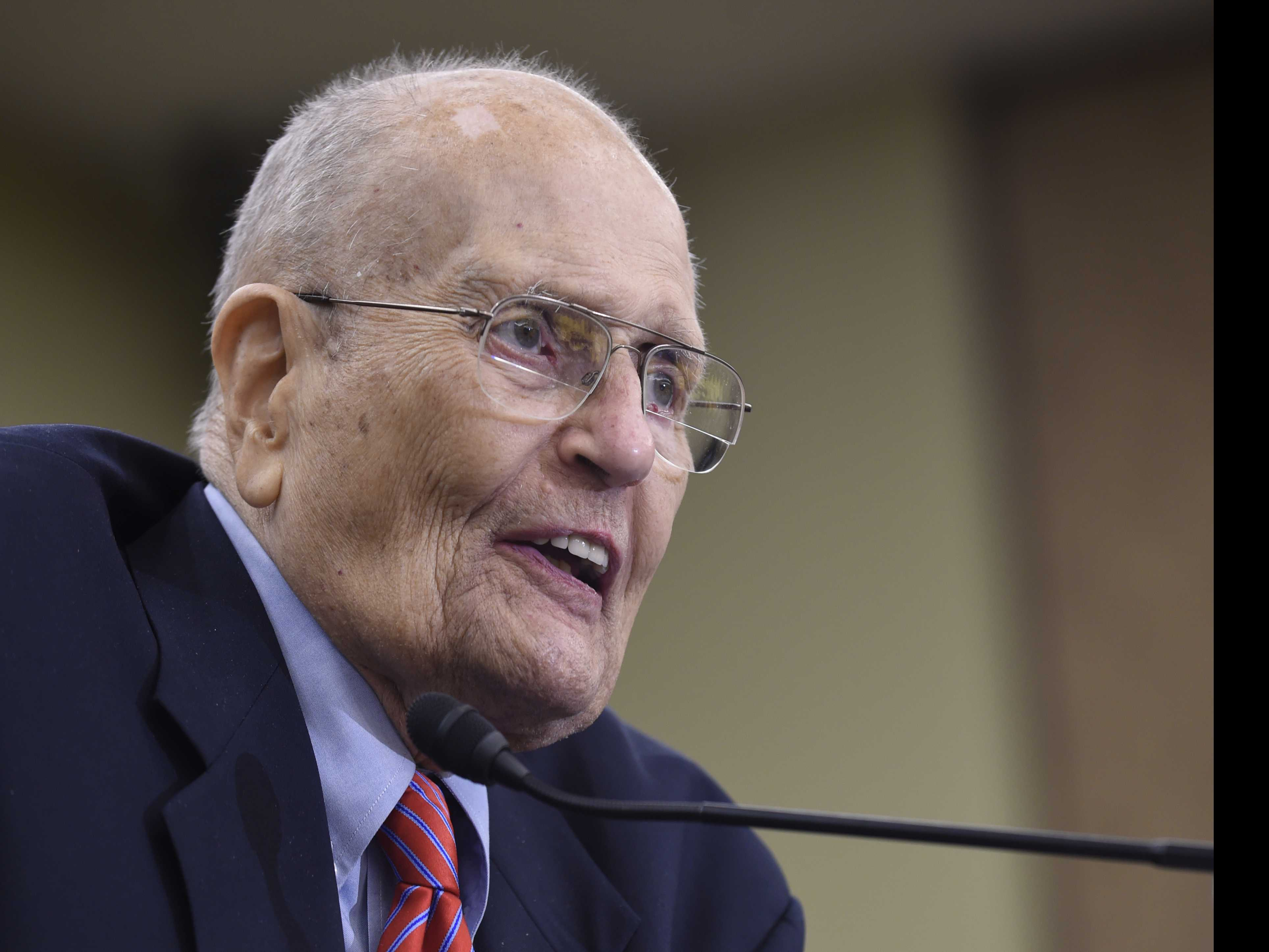 John Dingell, Longest Serving Member of Congress, Dies at 92