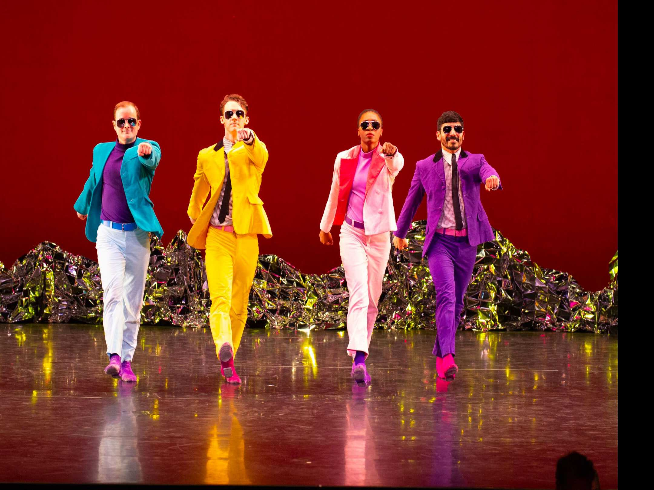 Review :: Mark Morris Dance Group, 'Pepperland'