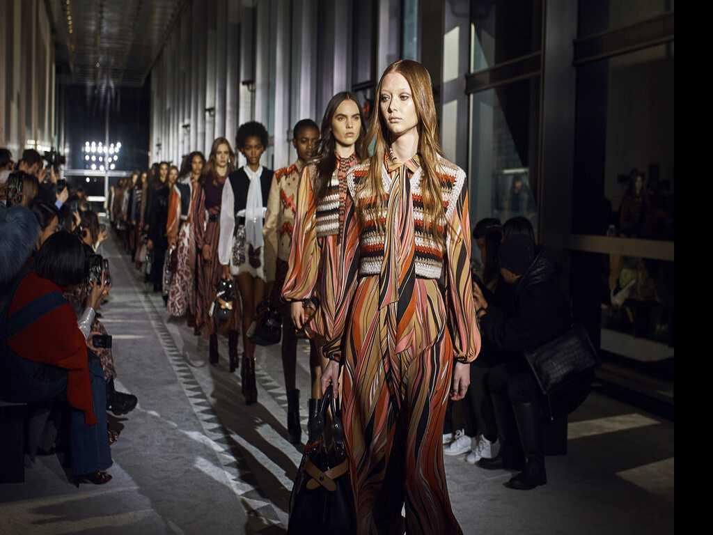 Longchamp's Woman Takes a NY Fashion Week Trip From Paris