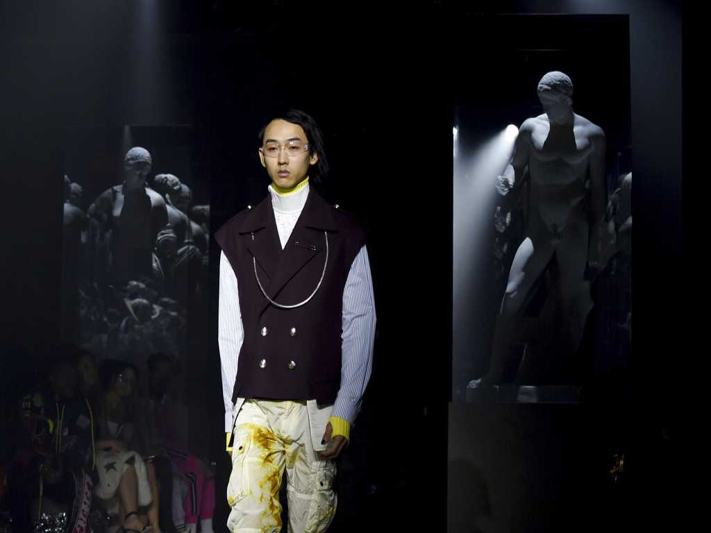 Palm Angels Lights Up NY Fashion Week with Strobes and Stags
