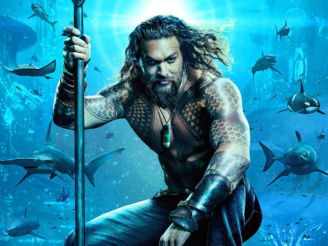 Review :: Aquaman