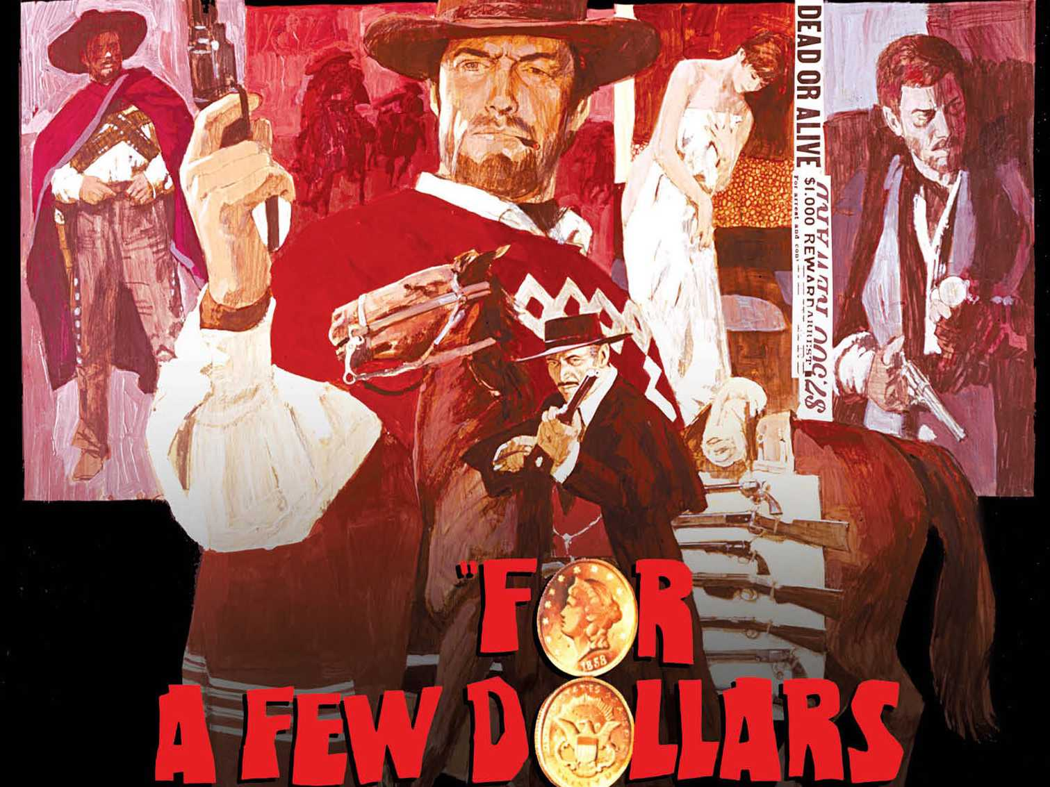 Review :: For A Few Dollars More