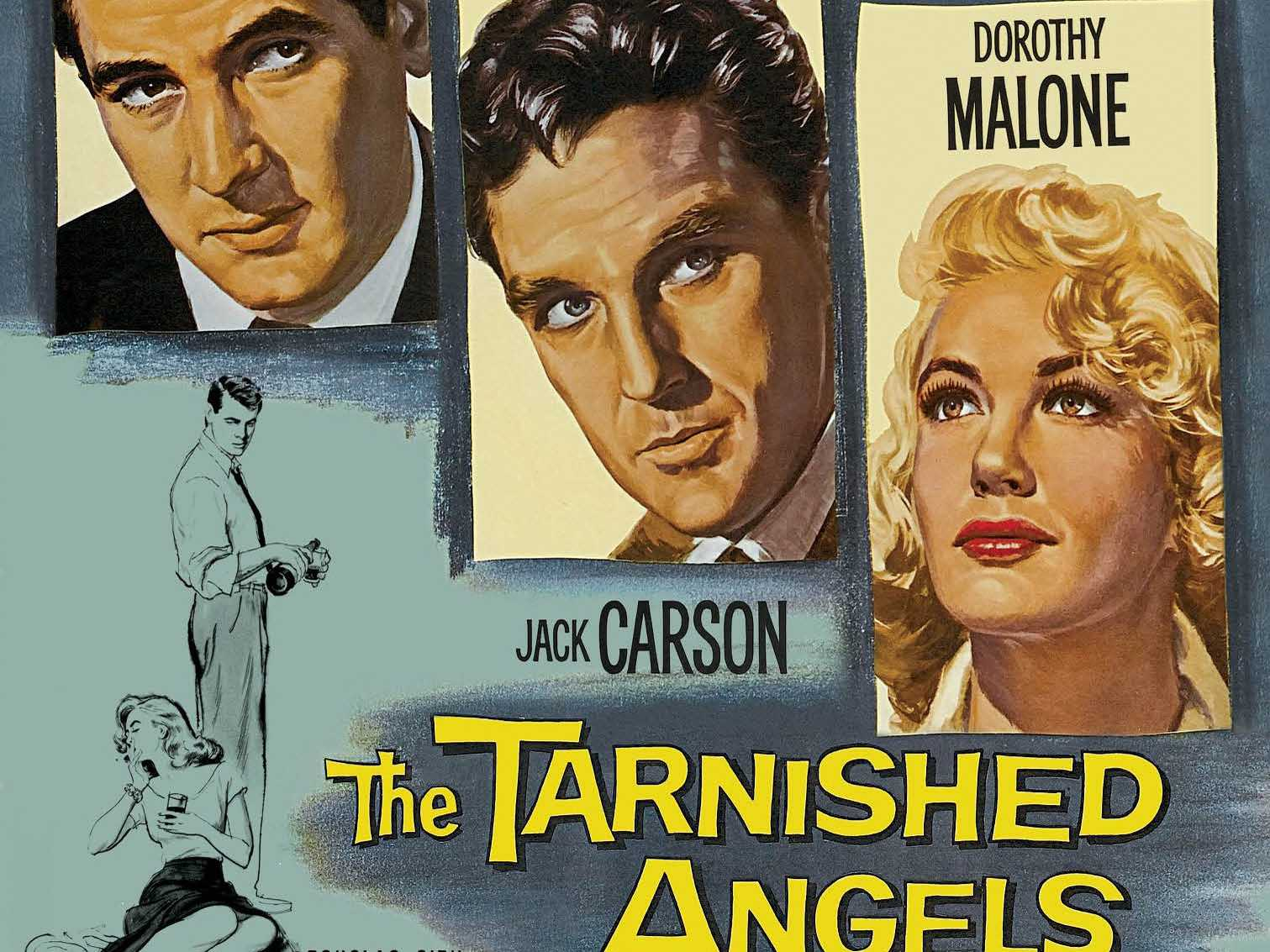 Review :: The Tarnished Angels