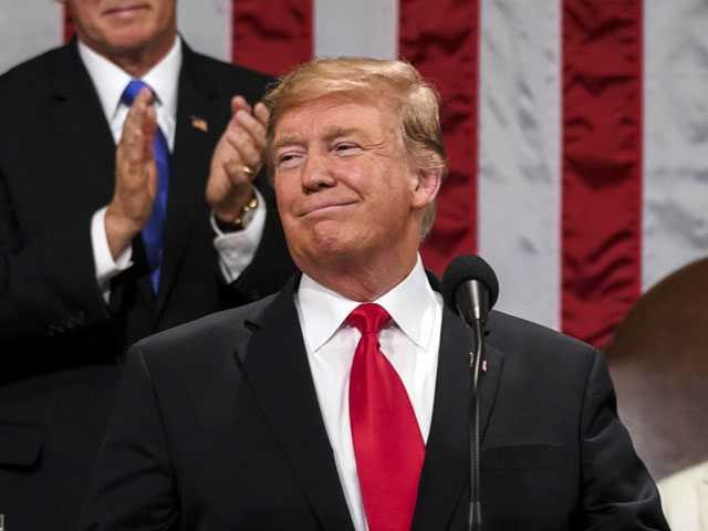 AP Fact Check: Trump Swipes Progress from Obama Era