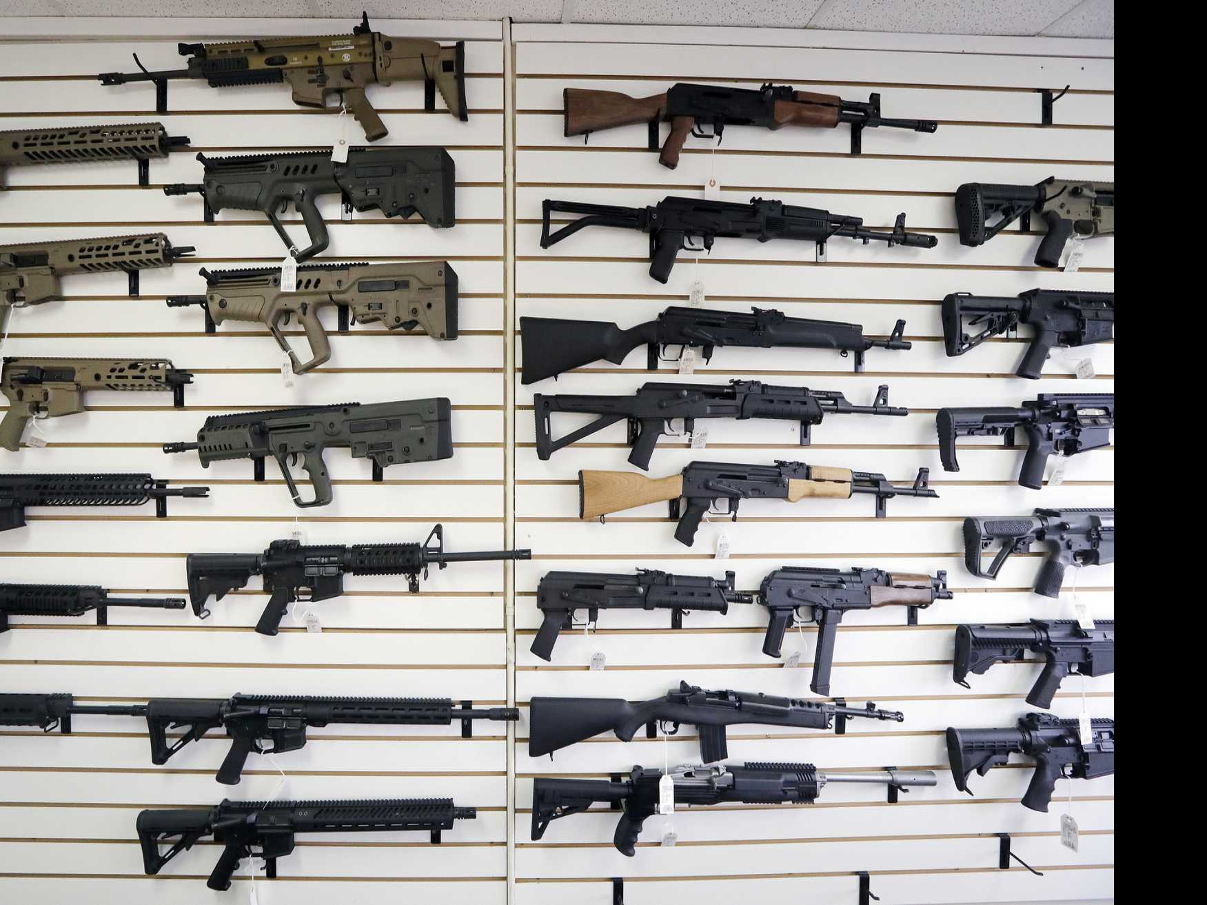Some Washington Sheriffs Refuse to Enforce New Gun Laws