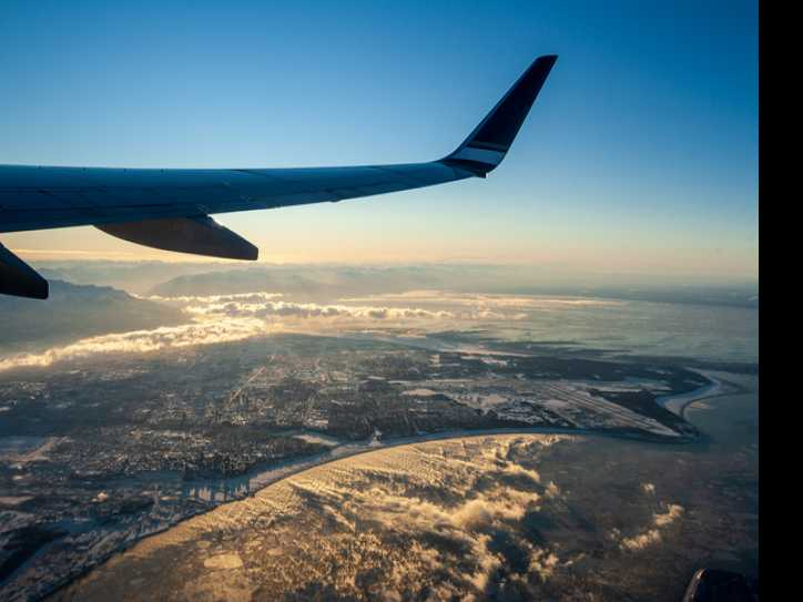 Teen Arrested After Taking Control of Alaska Flight