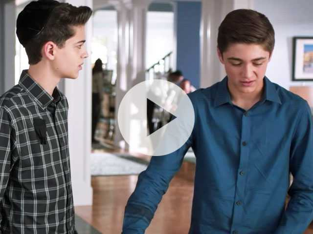 Watch: For the 1st Time, Disney Channel Airs Character Saying 'I'm Gay'