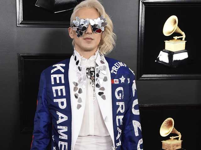 Watch: One of the Trump Supporting Musicians at the Grammys is a Bisexual LGBTQ Activist