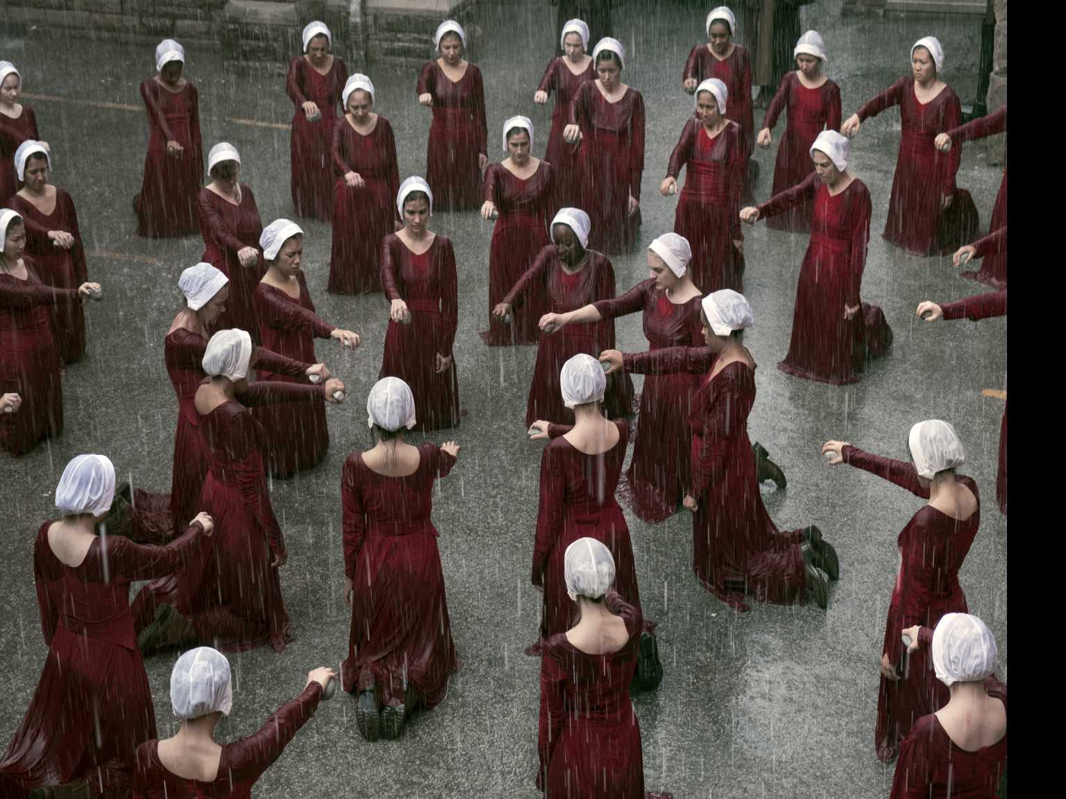 Resistance is Key as 'Handmaid's Tale' Returns for Season 3