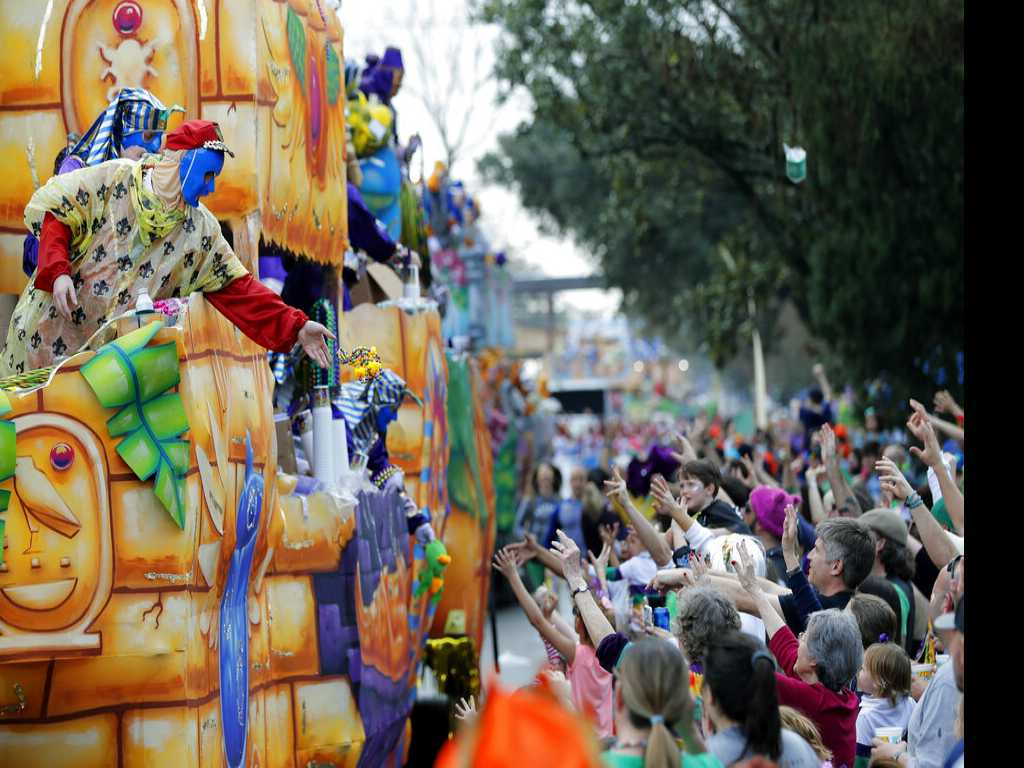 Is New Orleans Ready for Mardi Gras? Mayor Says Yes