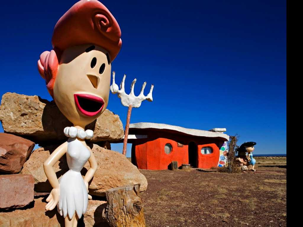 Yabba Dabba Adieu: 'Flinstones' Theme Park Has Been Sold