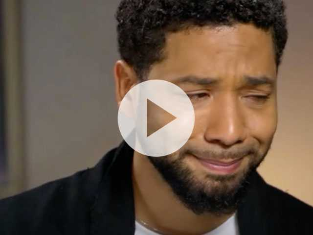 Watch: 'Empire' Star Jussie Smollett Will Talk About Attack with Robin Roberts