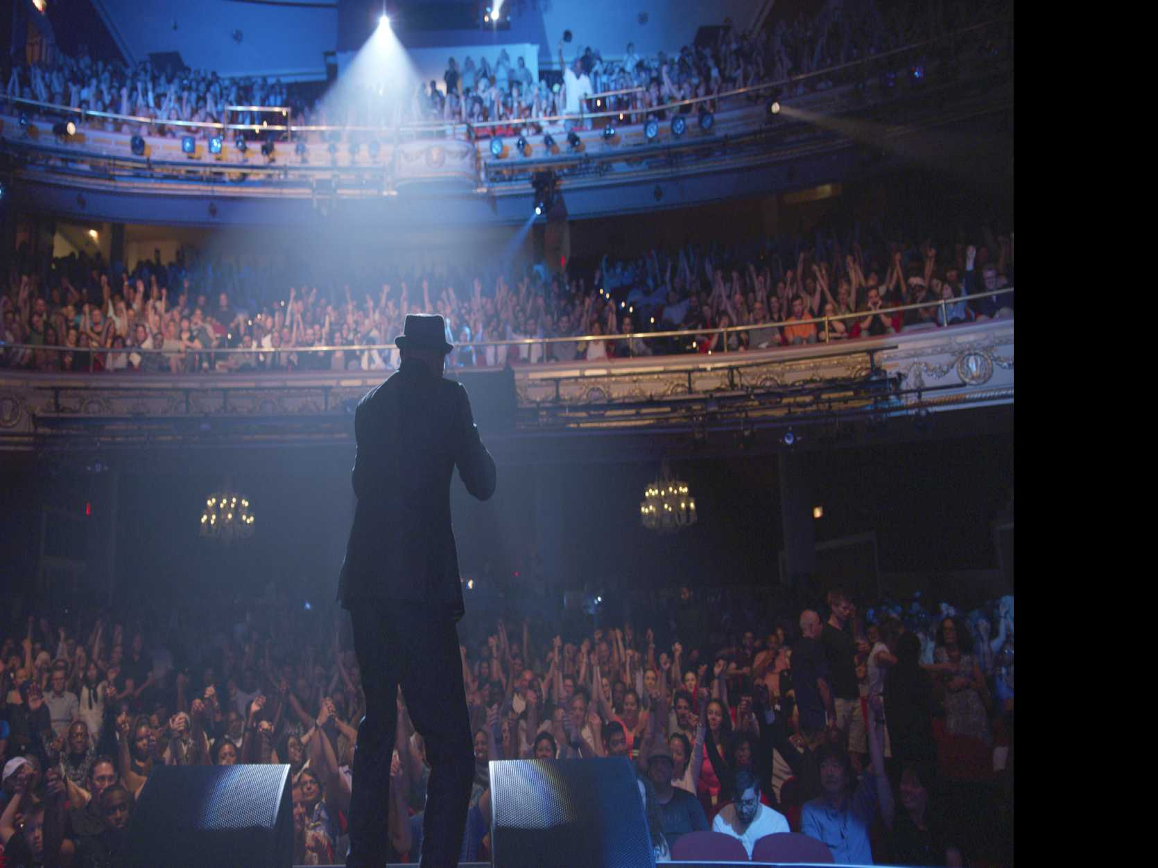 Tribeca Film Festival to Open With Apollo Theater Doc