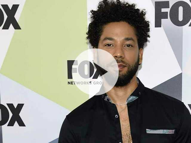 Watch: Jussie Smollett: 'Ridiculous' He'd Lie About Chicago Attack