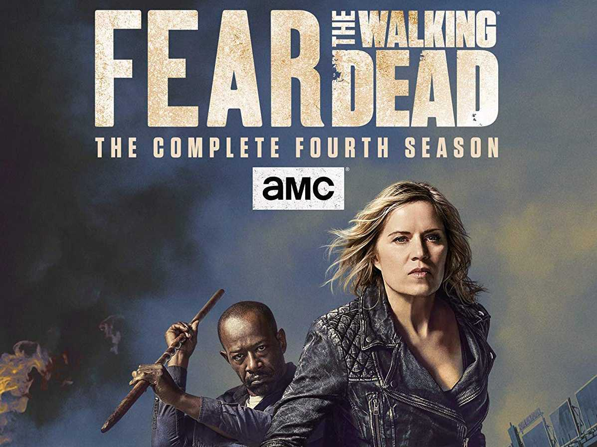 Fear The Walking Dead - The Complete Fourth Season