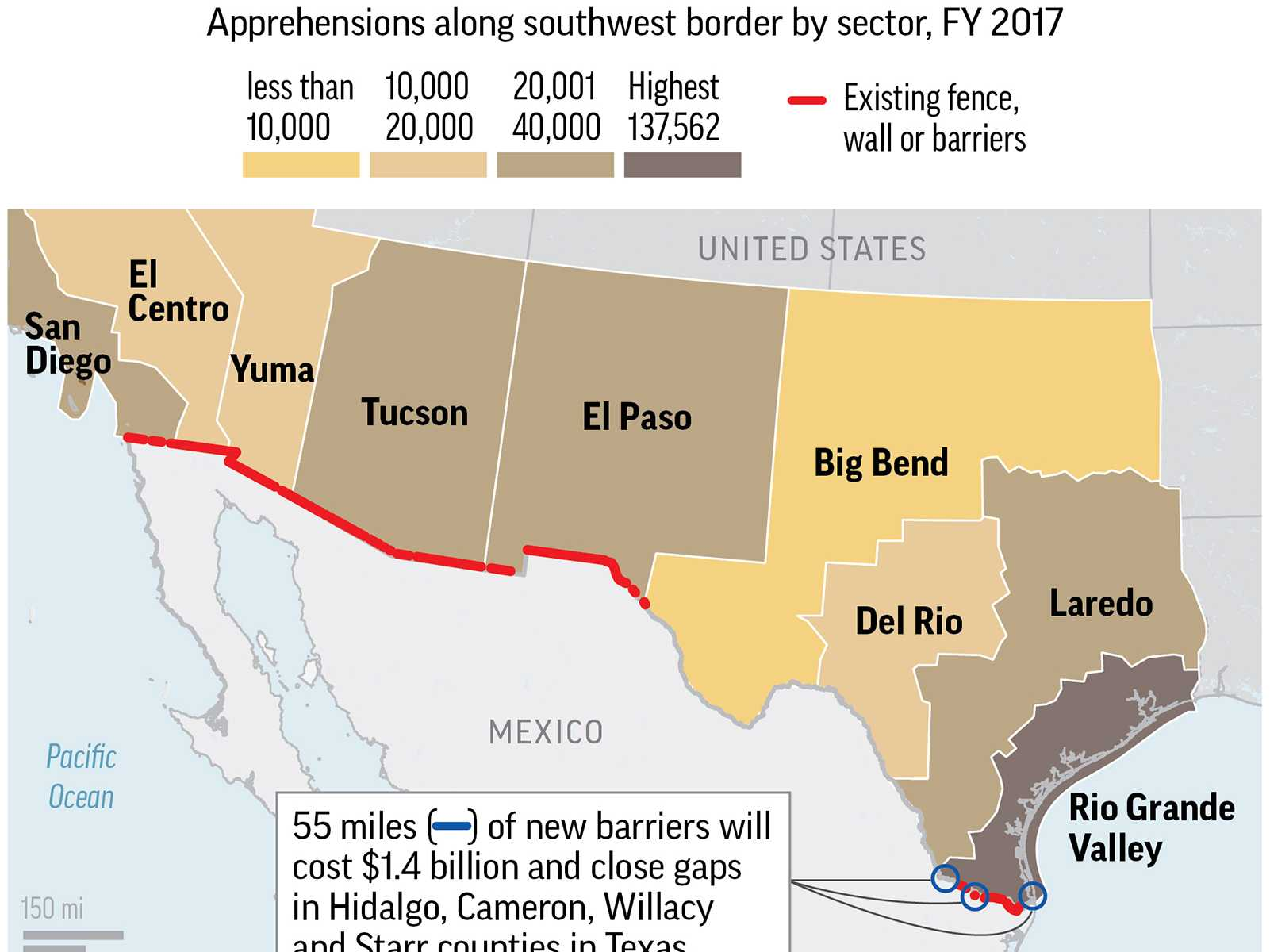 Immigration Spending Pact Has More Than A Border Wall